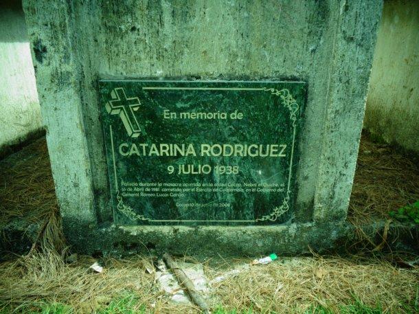 Guatemalan genocide, Ixil