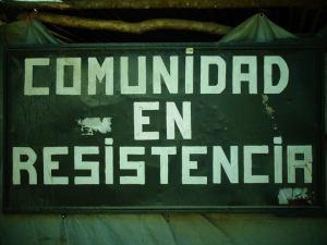 La Puya, anti-mining, Guatemala