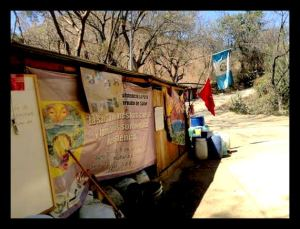 La Puya, anti-mining, Guatemala, San Jose del Golfo