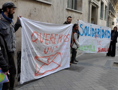 Barillas dam activism, Guatemala
