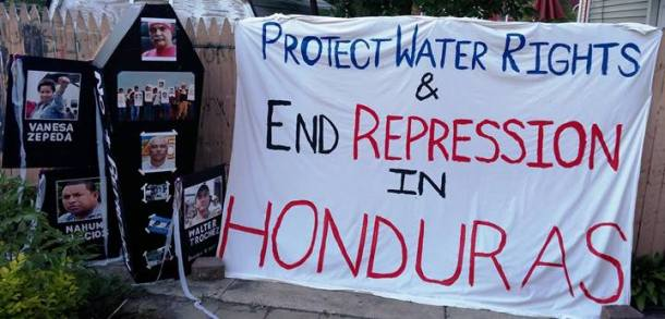 Honduras, coup, human rights, solidarity
